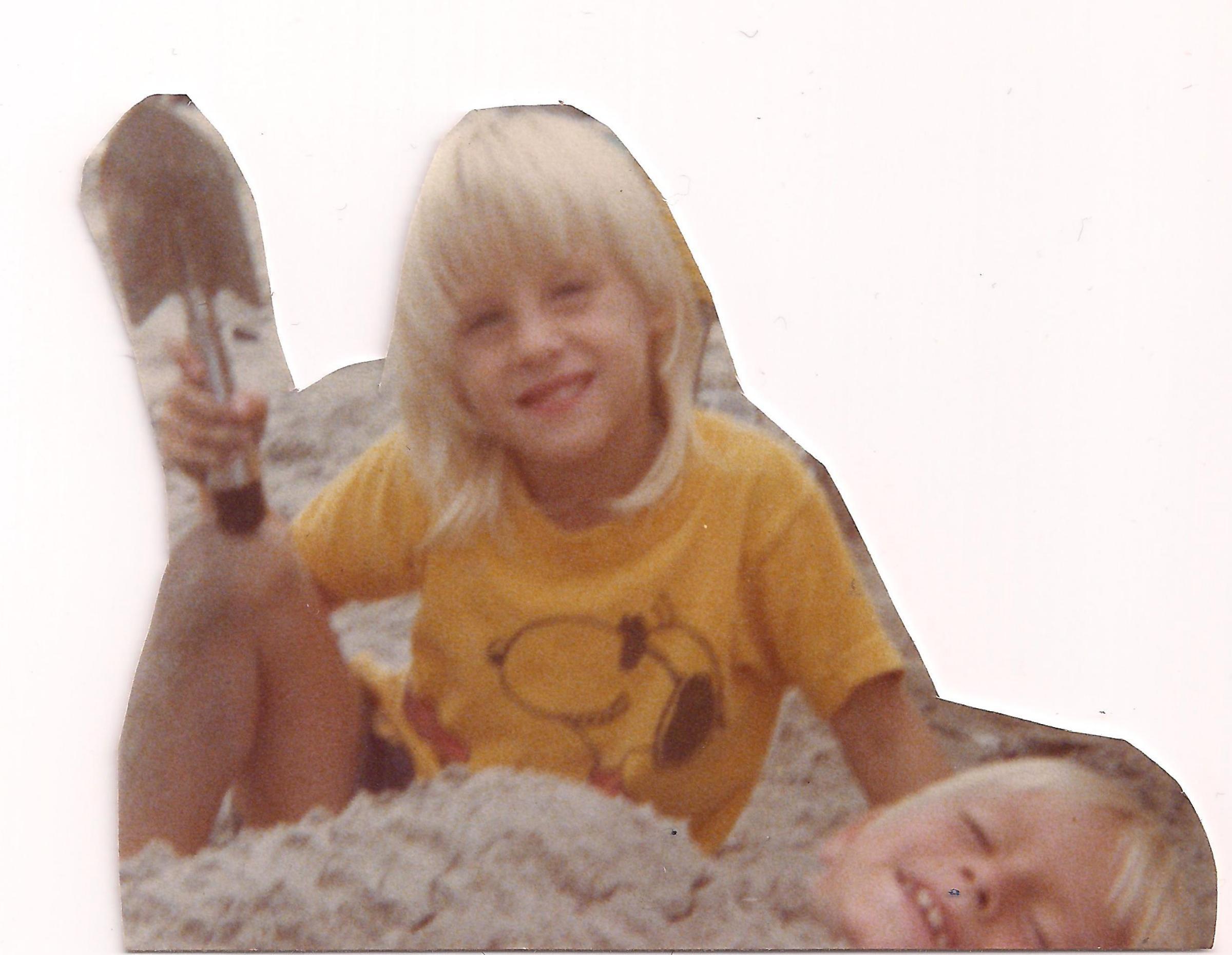 Tammy Perlmutter Age 5