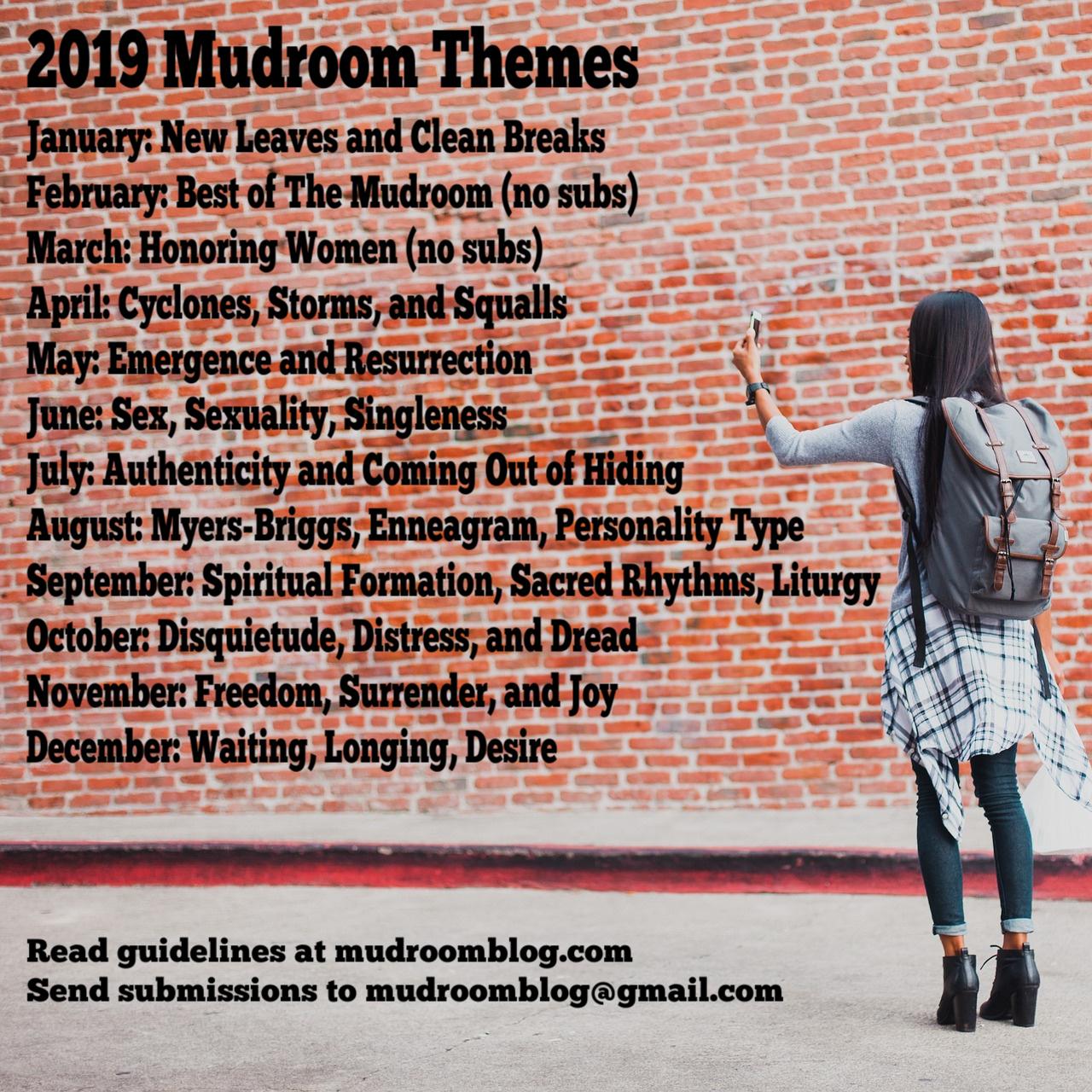 2019 Mudroom Themes