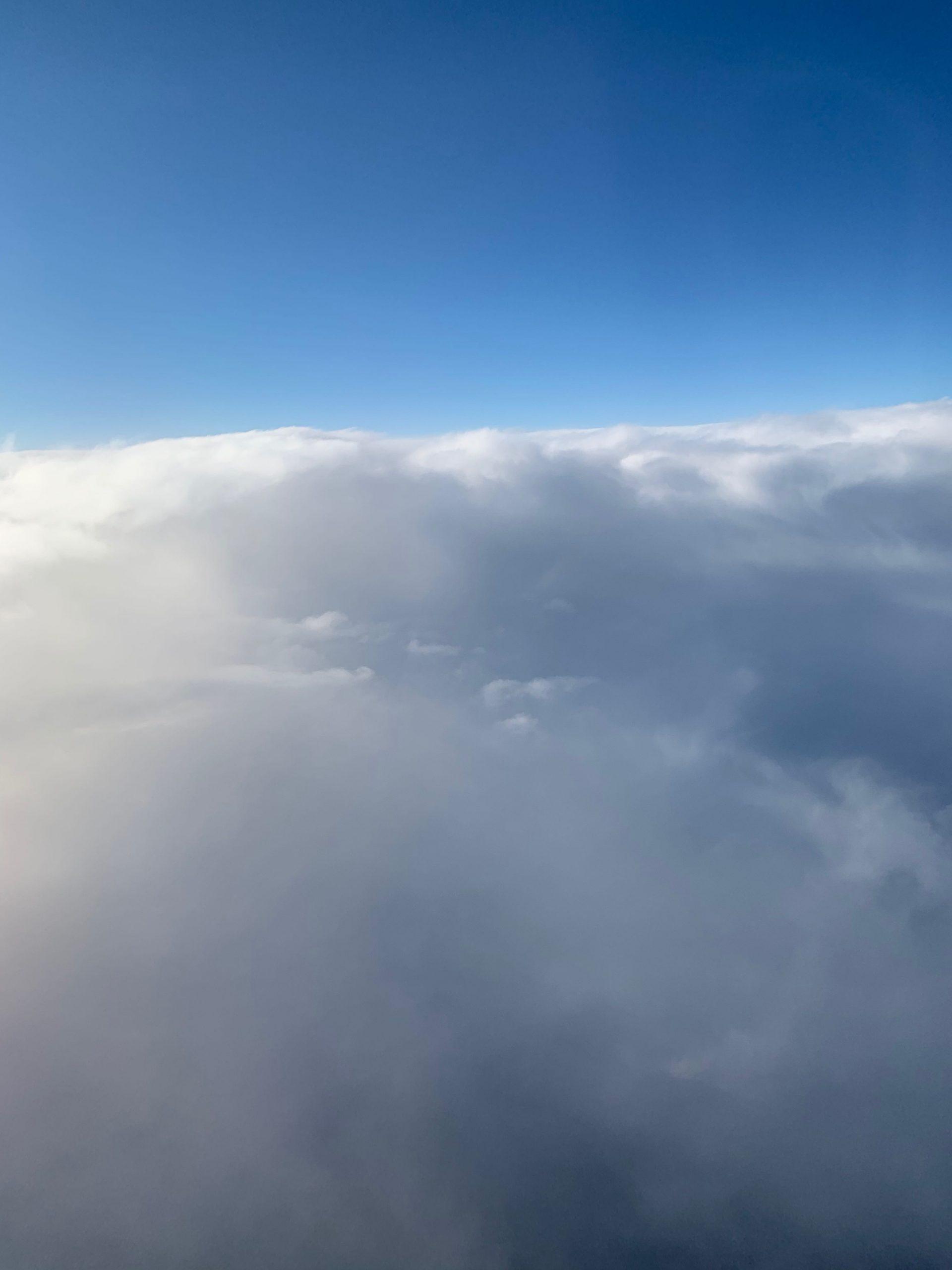 Heaven's view